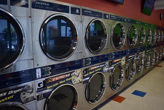 Napa Lavanderia Dryers