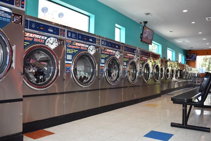 Napa Laundromat Washers