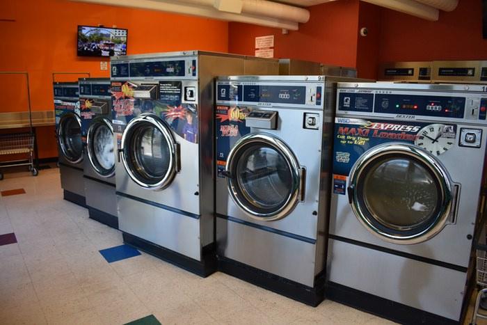 Napa Lavanderia Washing Machines