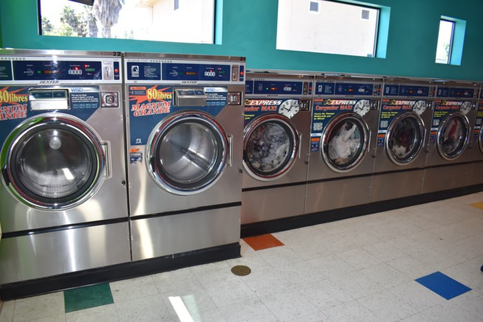 Napa Laundromat Washing Machines